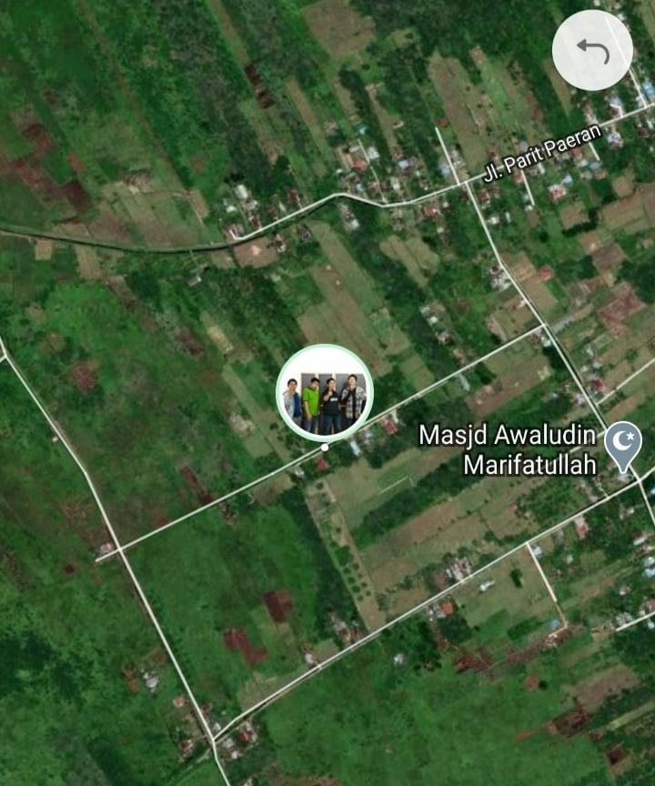 Maps Tanah Kavling Medina Land